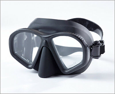 e46631f594f Sherwood Onyx Scuba Diving Dive Mask Free-Diving Black MA13BS