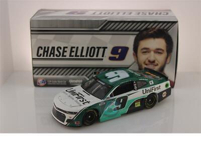 NASCAR 2020 CHASE ELLIOTT #9 UNIFIRST 1/24 CAR