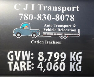 Vehicle Transportation! Need help?