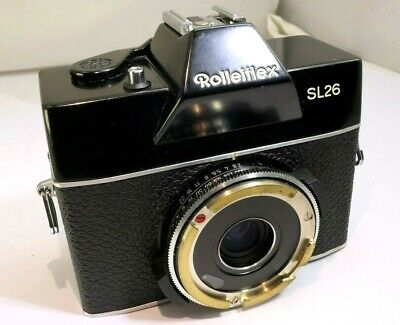 Rollei Rolleiflex SL26  camera body only - tested works good for sale  Shipping to India