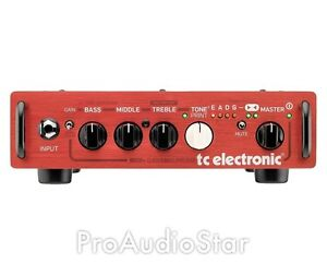 TC Electronic BH250 Bass Amplifier Head (250 Watts) BH 250 Amp PROAUDIOSTAR--
