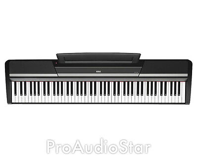 KORG SP-170S  SP170S DIGITAL PIANO 88 KEYS PROAUDIOSTAR-- on Rummage