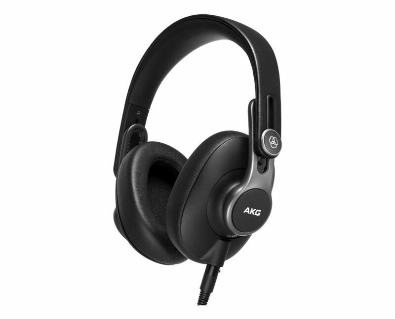 AKG K371 Over-Ear Closed-Back Studio Reference Headphones PROAUDIOSTAR
