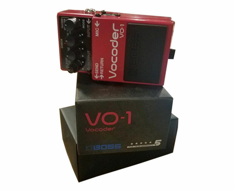Boss VO-1 Vocoder Pedal - Used