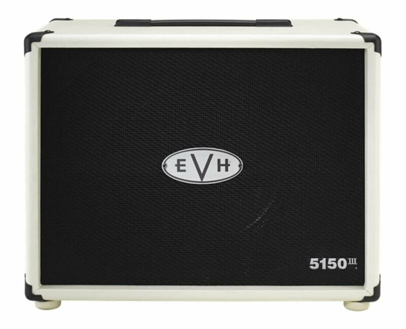 Used EVH 5150 III - 1x12ST 16 ohm Cabinet - Ivory