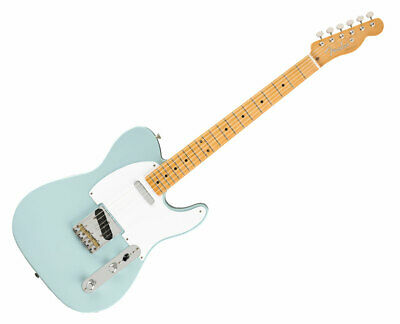 Fender Vintera '50s Telecaster - Sonic Blue w/ Maple FB - Used