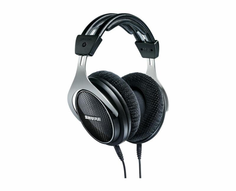 Shure SRH1540 Premium Closed-Back Headphones PROAUDIOSTAR