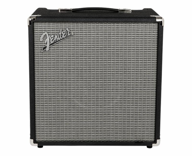 Used Fender Rumble 40 V3 - Black/Silver