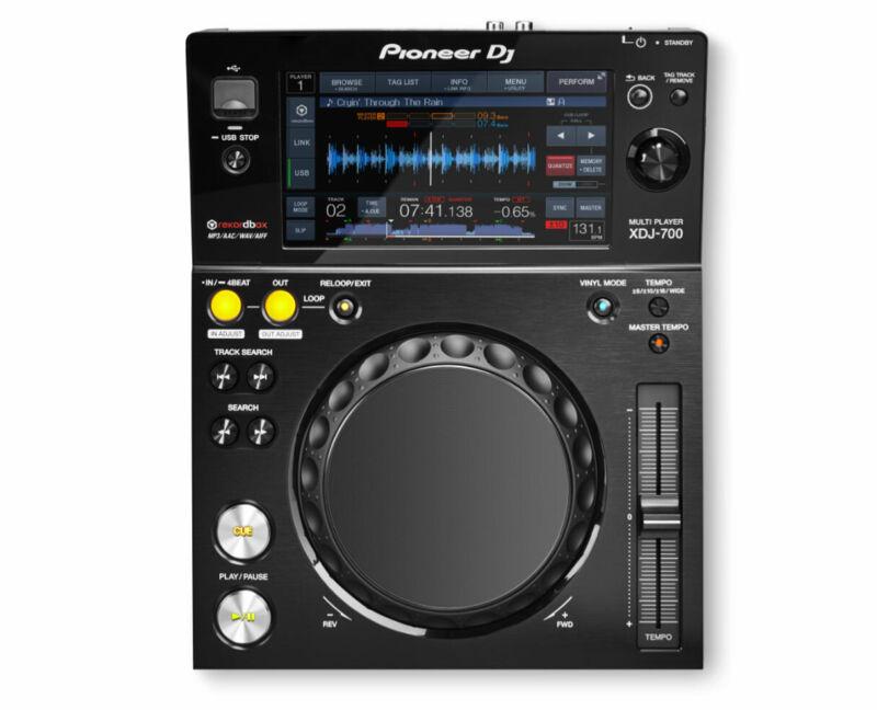 Pioneer XDJ-700 Rekordbox DJ Multiplayer XDJ700 PROAUDIOSTAR