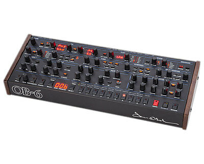 Dave Smith OB-6 Desktop Analog Synth Module --