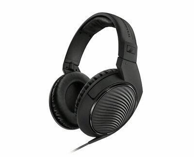 Sennheiser HD 200 HD200 Pro Closed-Back Over-Ear Studio Headphones PROAUDIOSTAR