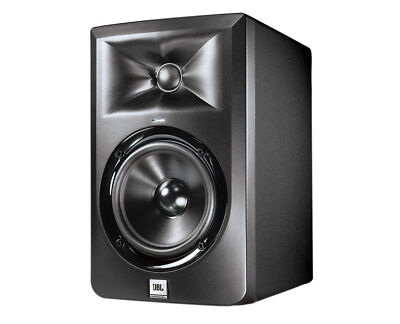 Jbl Lsr305 5  2 Way Powered Studio Monitor Active Reference Speaker Proaudiostar