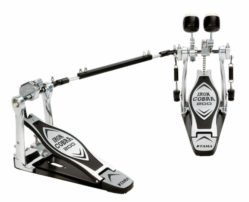 TAMA HP200PTW Iron Cobra Double Bass Drum Pedal - Used
