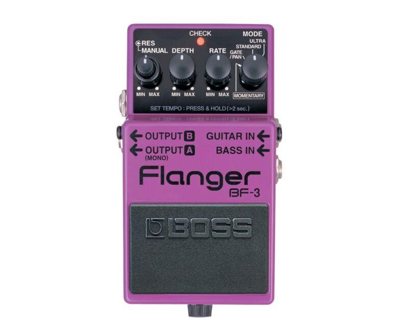 Boss BF-3 Stereo Flanger