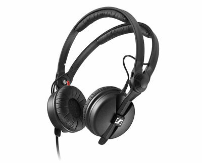 Sennheiser HD 25 Professional Mixing Monitor and DJ Closed-Back Headphones - Hd 25 Professional Closed Headphone