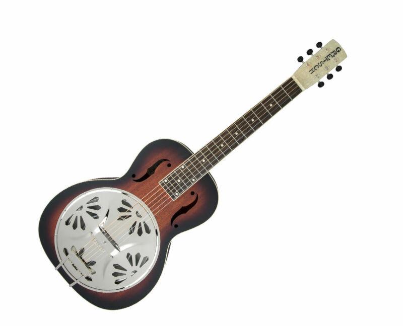 Gretsch G9230 Bobtail Square-Neck AE Resonator Guitar, 2-Color Sunburst - Used