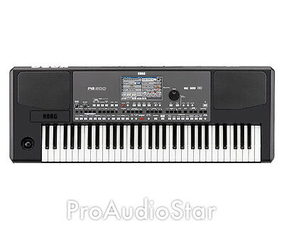 Korg PA-600 pa600 61-Key Workstation Keyboard Arranger PROAUDIOSTAR-- on Rummage