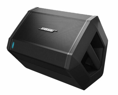 Bose S1 Pro Bluetooth Rechargeable Speaker System Acoustic Guitar Travel PA MINT