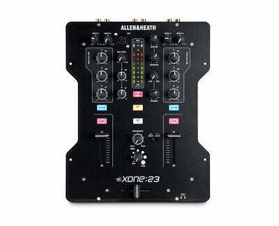 "Allen & Heath Xone:23 2+2 Channel 10"" DJ Mixer PROAUDIOSTAR"