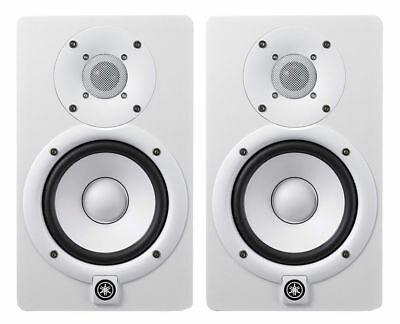 Yamaha HS8W Powered Studio Monitor White (Pair) **BRAND NEW** comprar usado  Enviando para Brazil