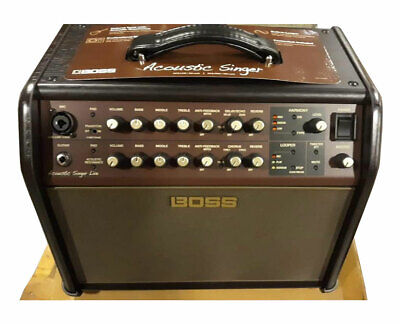 Boss ACS-LIVE Acoustic Singer Amp - Used