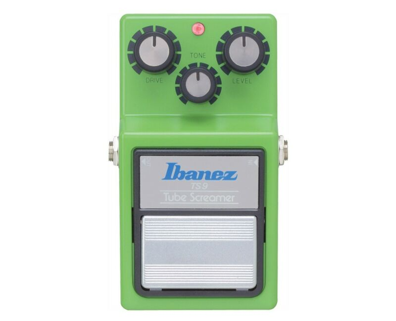Ibanez TS9 Tube Screamer Overdrive Guitar Pedal TS-9 Over Drive PROAUDIOSTAR