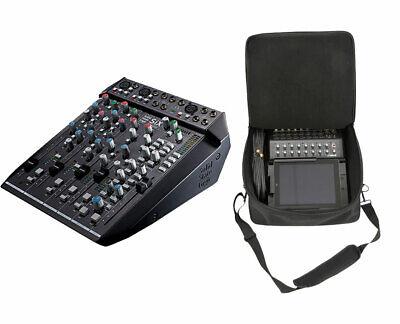 Solid State Logic SSL Six 12-Input Mixer + SKB 1SKB-UB1515 Travel Bag