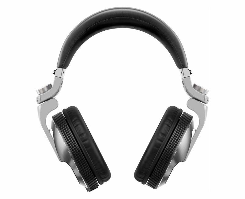 Pioneer HDJ-X10-S Professional DJ Headphones Silver HDJX10S PROAUDIOSTAR