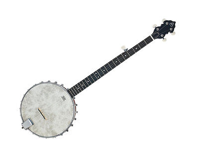 Hohner A+ AOB40-M Open Back Banjo w/ Gig Bag