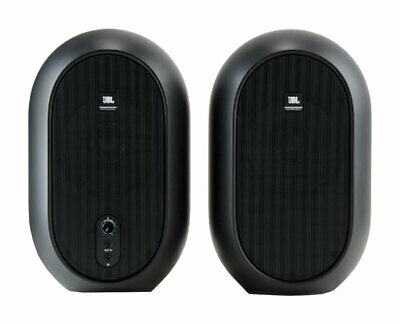 "JBL 104 (Pair) 60w 4.5"" Active Powered Desktop Speaker Monitor System"