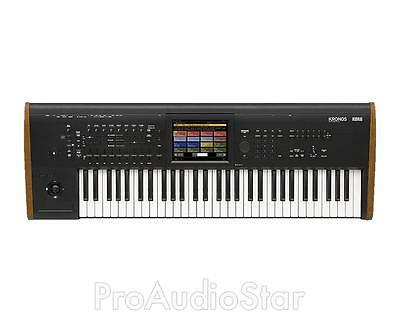 Korg Kronos 2 61-Key Synthesizer Workstation Keyboard PROAUDIOSTAR--