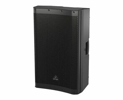Behringer DR115DSP Active 1400W PA Speaker with DSP and 2-Channel Mixer