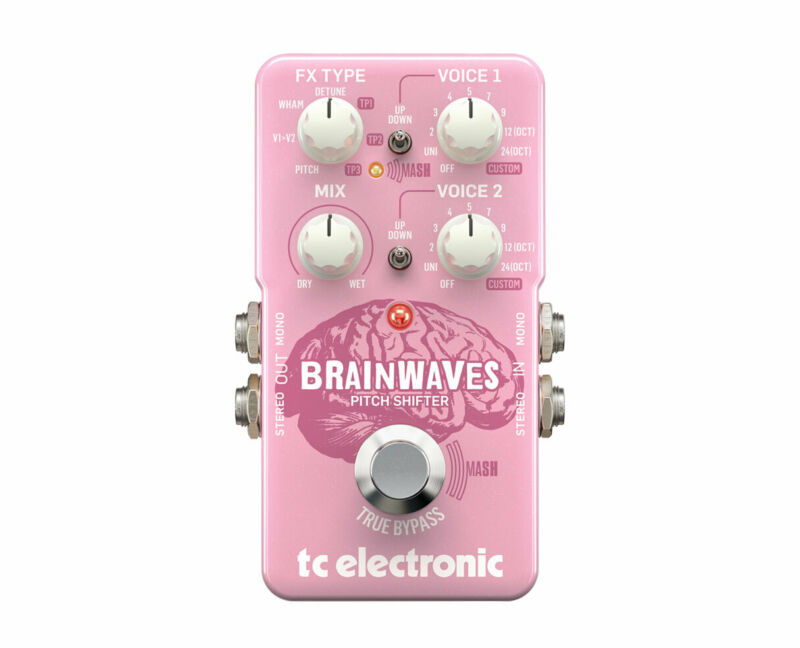 TC Electronic Brainwaves Pitch Shifter - Used