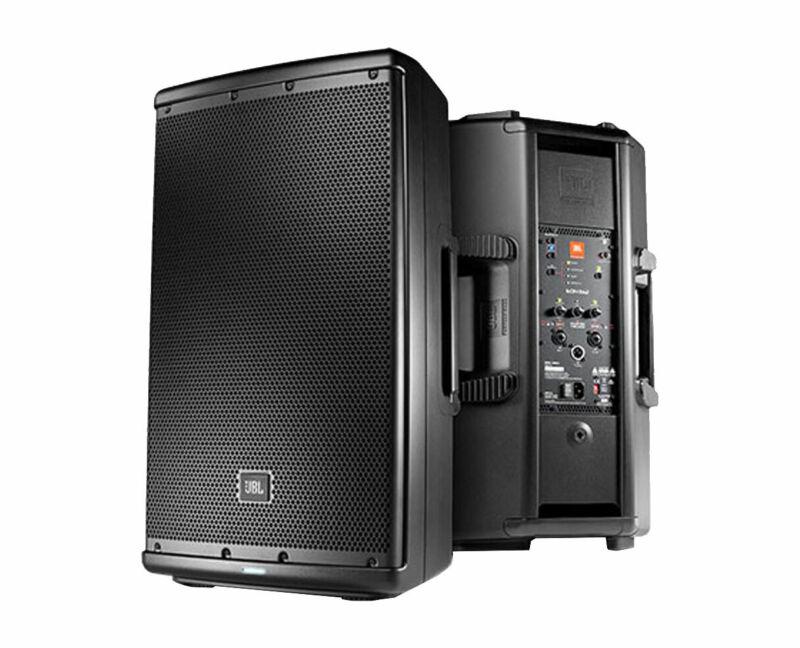 "JBL EON612 12"" 1000 Watt 2-Way Portable Powered Speaker Active Monitor"