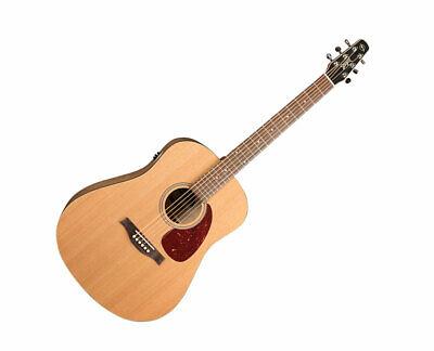 Seagull S6 Original QIT Dreadnaught Acoustic/Electric Guitar - Used