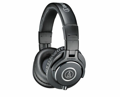 Audio-Technica ATH-M40X Professional Closed Back Headphones PROAUDIOSTAR