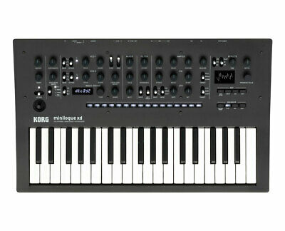 Korg Minilogue XD 37-Key Synthesizer w/ Prologue MULTI Engine - Used