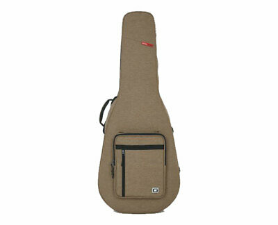 Gator Cases GTR-DREAD12-TAN Rigid EPS Transit Case for 12-String Dreadnought