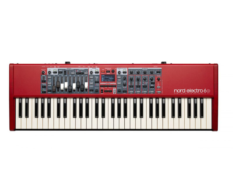 Nord Electro 6D 61 Keyboard - Used