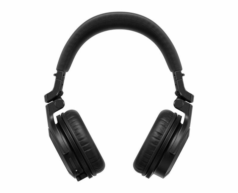 Pioneer HDJ-CUE1 Black Wired DJ Headphones PROAUDIOSTAR