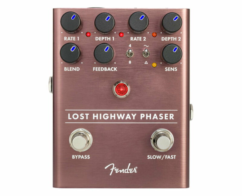 Fender Lost Highway Phaser - Used