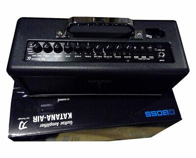 Boss Katana-Air Wireless Portable Battery-Powered Guitar Amplifier Amp - Used
