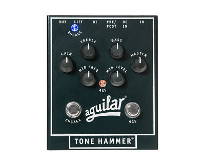 - Aguilar Tone Hammer Preamp/Direct Box - Used