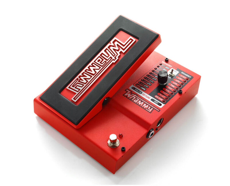 DigiTech Whammy Pitch Guitar Effects Pedal Version 5 PROAUDIOSTAR