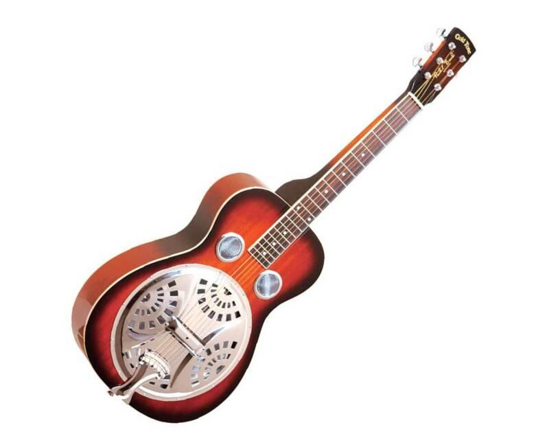 Gold Tone PBS Paul Beard Signature Resophonic Squareneck Guitar - Open Box