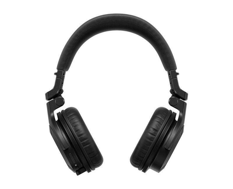 Pioneer HDJ-CUE1BT-K Bluetooth DJ Headphones (Black) PROAUDIOSTAR