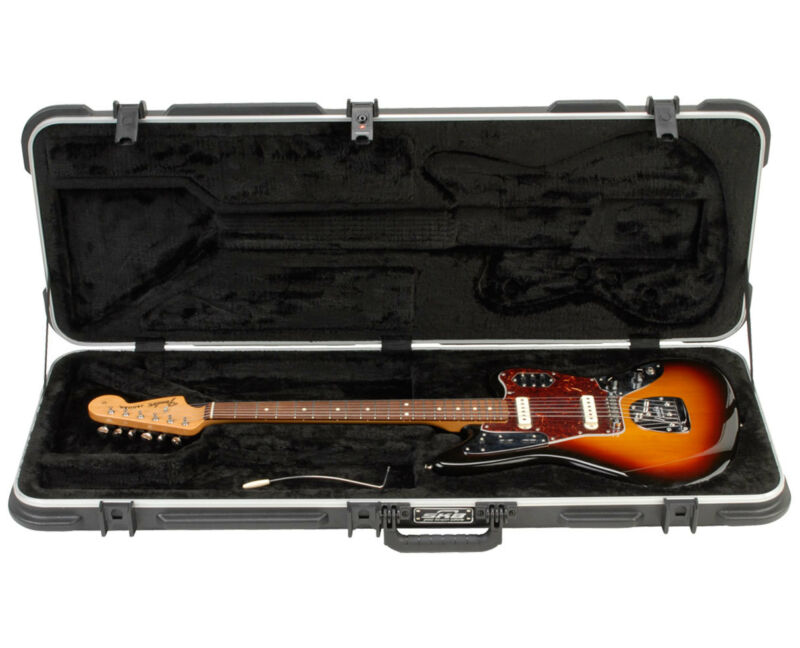 SKB 1SKB-62 Fender Jazzmaster / Jaguar Electric Guitar TSA Travel Case