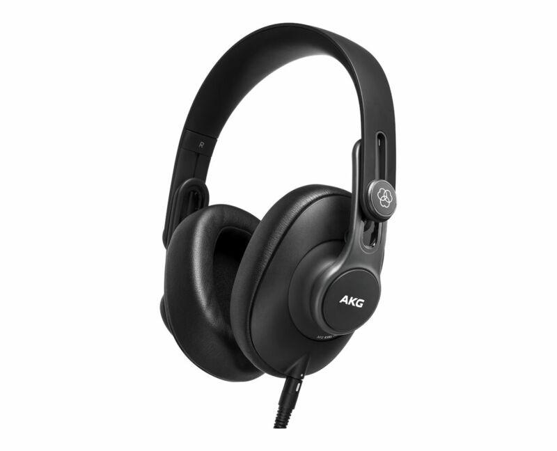 AKG K361 Over-Ear, Closed-Back, Foldable Studio Headphones PROAUDIOSTAR