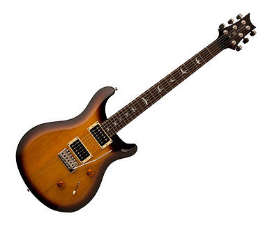 PRS SE Standard 6-String Electric Guitar - Tobacco Sunburst --