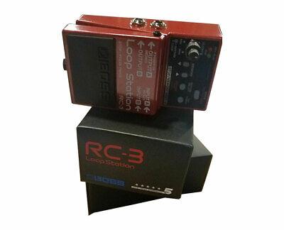 Boss RC-3 Loop Station Pedal PROAUDIOSTAR